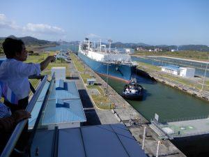 国交副大臣 パナマ運河